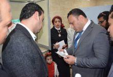 Photo of نائب مُحافظ الدقهلية في زيارة تفقدية لمدينة جمصة