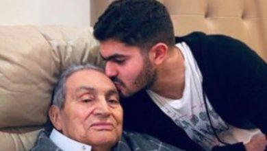 Photo of حفيد الرئيس مُبارك ينعي جدّه بعبارات موثرة