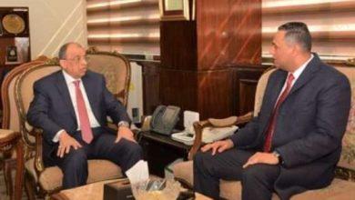 Photo of وزير التنميه يجتمع بمحافظ الدقهليه لتدارك أزمه القمامه