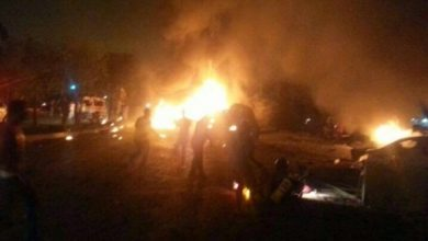 Photo of إنفجار قنبله من مخلفات الثوره بالمنصوره