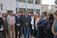 Photo of محافظ الدقهلية يعقد اجتماعاً مع مديري الإدارات بجمصه