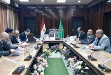 Photo of نائب محافظ الدقهلية يجتمع بالهيئة العربية للتصنيع