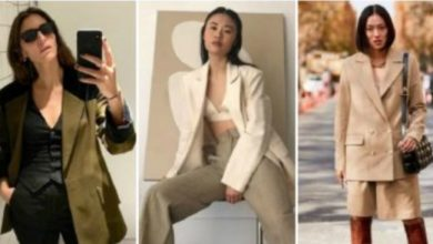 Photo of 3 تريندات للبدل النسائية فى 2020