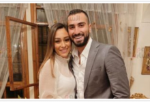 """Photo of حفل زفاف """" محمد الشرنوبي """" و راندا رياض """" في الجونة"""