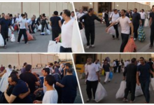 "Photo of عفو "" رئاسي و "" شرطي "" و الافراج عن 541 سجينا"