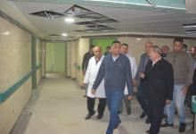 Photo of محافظة الدقهلية يتفقد سير العمل في المبني الجديد للمستشفي العام بالمنصورة