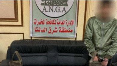 Photo of القبض علي عاطل بحوزته 12 كيلو حشيش يروجها في المنصورة