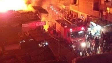 Photo of حريق شقة بقرية منية سمنود بالدقهلية أسفر عن مصرع مالكه
