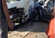 Photo of مصرع 13 وإصابة 2 فى حادث تصادم مروع على الطريق الصحراوي بأسوان