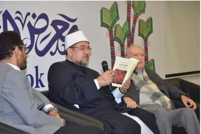 "Photo of "" وزير الأوقاف"" يدعو لإعمال العقل فى كتابه بين التراث والمعاصرة"