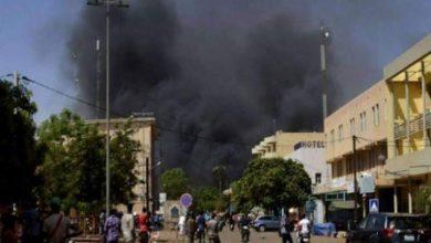 Photo of مقتل 24 شخصا في هجوم على كنيسة في بوركينا فاسو