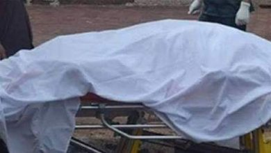 Photo of جثة شاب مجهول وسط القمامة بالمحلة الكبرى