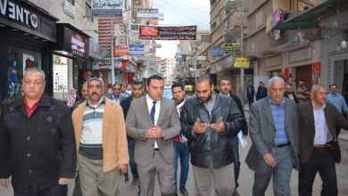 Photo of زيارة نائب محافظ الدقهليه الي مستشفي طلخا ونبروه