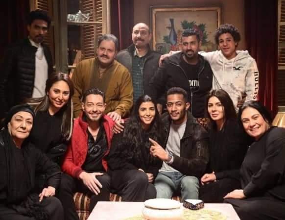 """Photo of أحمد زاهر """"زوج الاثنين """" في مسلسل """" البرنس"""""""