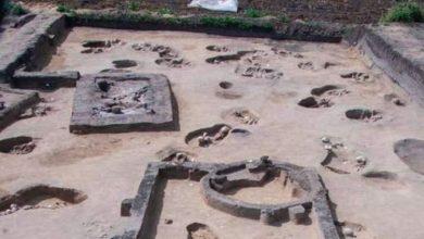 Photo of 156 مقبرة أثرية تعود لعصر ماقبل الاسرات بتمي الأمديد بالدقهلية