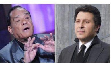 """Photo of """"حلمي بكر """" يهاجم """" هاني شاكر """"عليه العوض في الغناء"""
