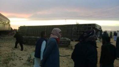 Photo of أسماء مصابي حادث قطار الاسكندرية مطروح