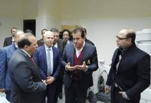 Photo of وزير التعليم العالي في جولة مفاجئة تفقدية لمستشفيات جامعة طنطا