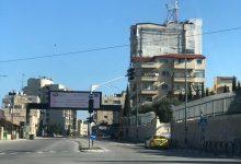 Photo of شوارع بيت لحم بفلسطين مهجورة بسبب كورونا