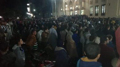 Photo of بنى عبيد بالدقهلية تُشيع جثامين شهيدات لقمة العيش