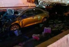 Photo of وفاة 18 شخص في حادث مروع بطريق الجيزة