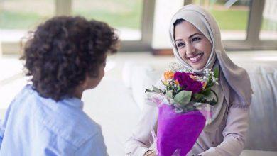 Photo of عيد المرأه العطوفة