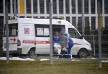 Photo of هروب روسية من عزل كورونا والأمن الروسي يعيدها