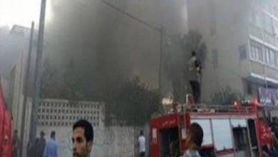 Photo of بالفيديو : حريق بحضانات الأطفال بمستشفى التوحيد في بلبيس بالشرقية
