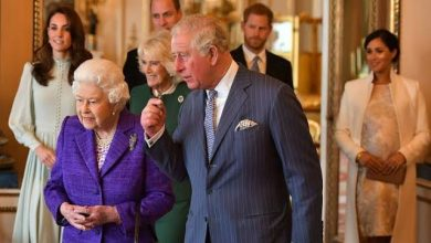 Photo of كورونا يصيب القصر الملكي في بريطانيا