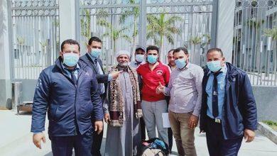 Photo of تعافي وخروج 25 حالة من مستشفي العزل بالإسماعيليه