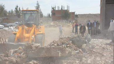 Photo of محافظ الدقهليه يأمر بإزالة كافة الأبنية المخالفة