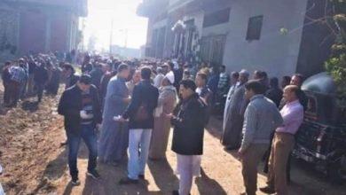Photo of احتجاج أهالي شبرا البهو علي دفن طبيبة مصابة بالكورونا