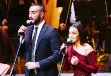 "Photo of عرض حفلي الشرنوبي وكارمن سليمان و""أين أشباحي"" اونلاين"