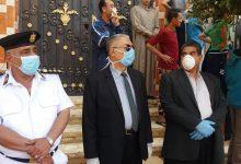 Photo of السكرتير العام لمحافظ الدقهلية ينعي أسرة شهيد ميت غمر