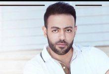 """Photo of تامر عاشور يستعد لحفل """"أون لاين"""" جديد"""