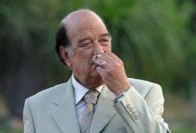 """Photo of تشييع جثمان """" حسن حسني""""  ودفنه في الفيوم"""