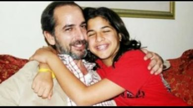 Photo of أول ظهور إعلامي لابن هشام سليم بعد تحوله