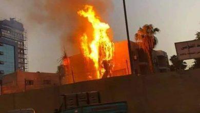 Photo of عاجل …الصحة السيطرة على حريق مستشفي حميات امبابة بدون اى مصابين