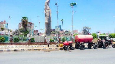 Photo of محافظ الدقهلية :استمرار أعمال التطهير اليومية ومتابعة أعمال النظافة