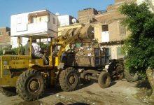 Photo of محافظ الدقهلية : استمرار إزالة التعديات وأعمال التطهير اليومية ومتابعة أعمال النظافة