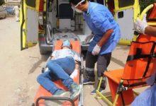 Photo of نقل أحد الطلاب إلي مستشفي العزل بعد تأكيد إصابته بالكورونا