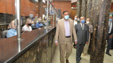 Photo of السيد مُحافظ الدقهلية يأمر بالبدء التجريبي للمركز التكنولوجي