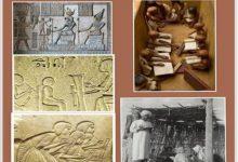 Photo of باحثة أثرية: المصريون القدماء اهتموا بالتعليم والقراءة.