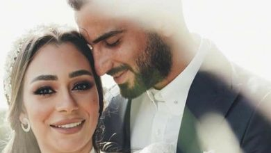 Photo of عقد قران محمد الشرنوبى وراندا رياض بحضور العائلتين