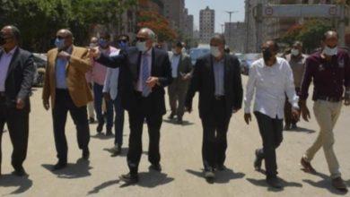 Photo of محافظ الجيزة .. في حملة لفتح الجراجات المغلقة بالعمرانية