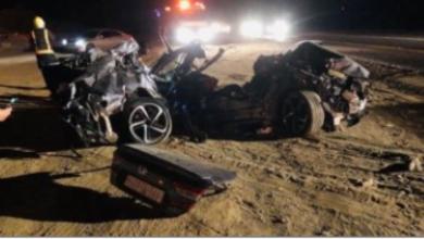 Photo of أب يفقد 6 من عائلته.. في حادث بالسعودية