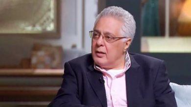 Photo of توفيق عبد الحميد : ندمت إني بعدت عن التمثيل وراجع قريب