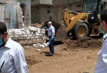 Photo of تواصل جهود ازالة التعديات على اراضى الدولة بمحافظة الدقهلية