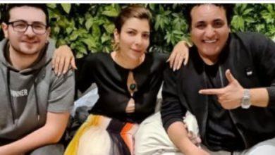 Photo of أصالة ومحمد رحيم فى كواليس أغنية جديدة