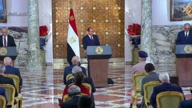 Photo of لقاء الرئيس السيسي مع حفتر.. بشأن الوضع فى ليبيا